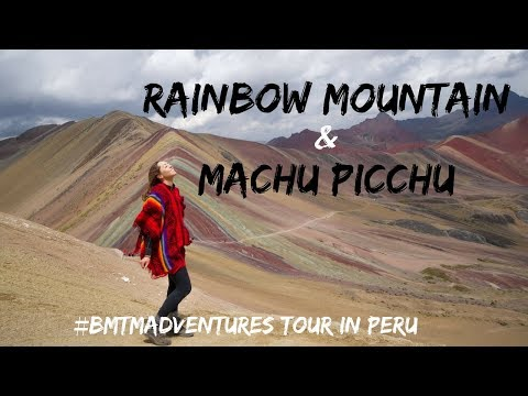 LEADING MY FIRST TOUR! The Inca Trail in Peru