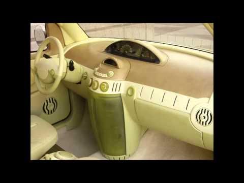 2000 Saturn Cv1 Concept Youtube