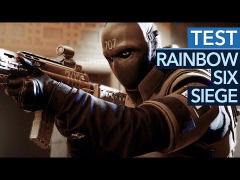 Rainbow Six: Siege im Test: Ubisoft macht den Shooter immer besser - Gameplay / 2017
