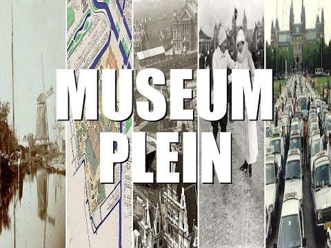 Museumplein Amsterdam: de geschiedenis, met Concertgebouw, Rijksmuseum, Van Gogh Museum, Stedelijk