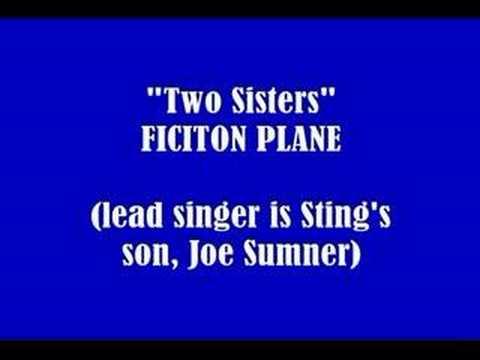 Fiction Plane - Two Sisters lead singer Joe Sumner