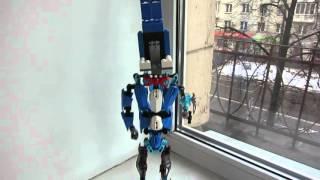 как сделать из Лего олд Бонни
