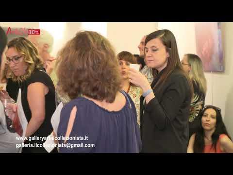 """Galleria """"Il Collezionista"""" - Mostra Personale di Aase Birkhaug"""