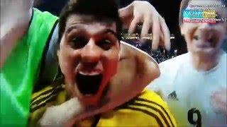Все голы Казахстана на Евро-2016 Матч за 3 место Казахстан-Сербия 5:2!