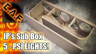 How To Build - Thelifeofprice Subwoofer Box – Caraudiofabrication