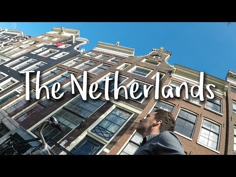 A Weekend in The Netherlands | Amsterdam | Traveling with GoPro