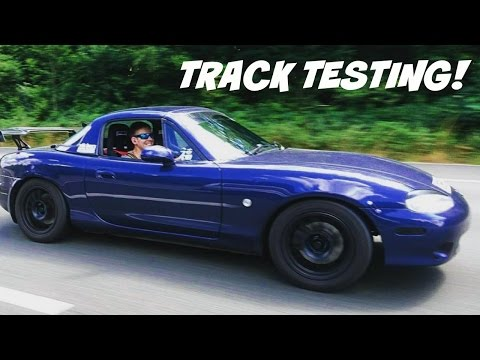 Turbo MX-5 Trackday At Bedford Autodrome