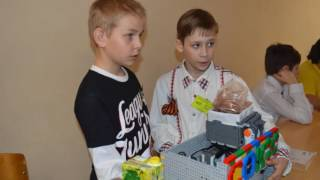 V открытый межрегиональный робототехнический фестиваль Тамбовской области
