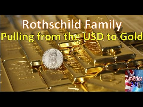 RIT Capitol Partners, Rothschild Family Pulling assets from the USD to Gold