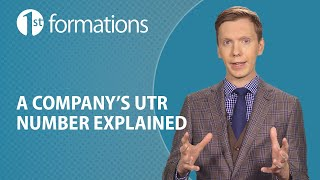What is a company's Unique Taxpayer Reference (UTR)?