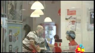 Faze cu Cerebel la Magazinul Vodafone