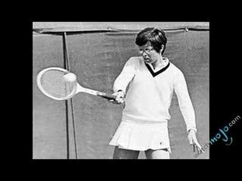 an introduction to the life of billie jean moffitt a female tennis pro One of the greatest female athletes billie jean king was one of the greatest female male tennis pro american tennis player billie jean moffitt in.