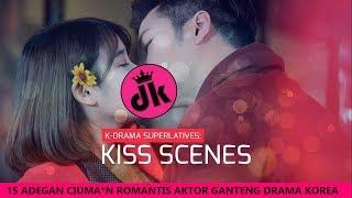 Video 15 Adegan Ciuma*n Romantis Aktor Ganteng Drama Korea dengan Pasangannya download MP3, 3GP, MP4, WEBM, AVI, FLV November 2018