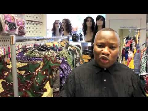 AFRIKA'S METHODE SHOP