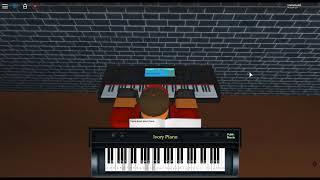 Rasputin - Nightflight to Venus by: Boney M on a ROBLOX piano.