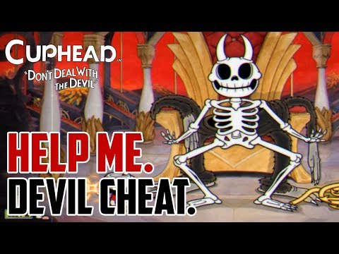 Cuphead : How to do Devil Boss Cheat / Exploit Glitch