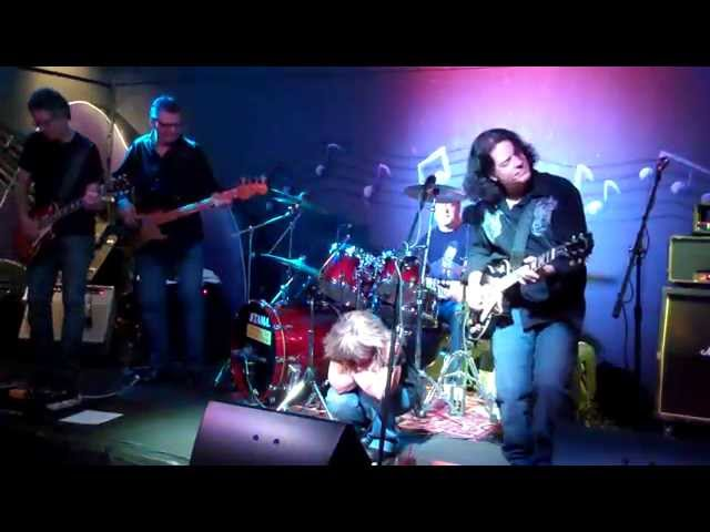 """The Sarah Swanson Band """"PEACE OF MIND"""""""