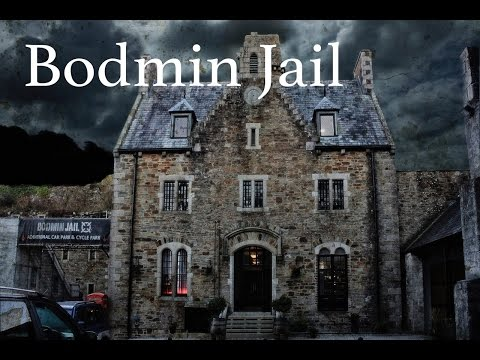 Bodmin Jail - Haunted Paranormal Ghost Hunt Investigation Video