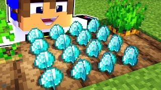 Майнкрафт но КАК Вырастить АЛМАЗЫ СЛОМАННЫЙ Мод в Майнкрафте Троллинг Ловушка Minecraft