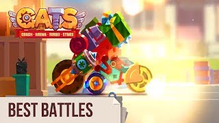 C.A.T.S. — Best Battles #89