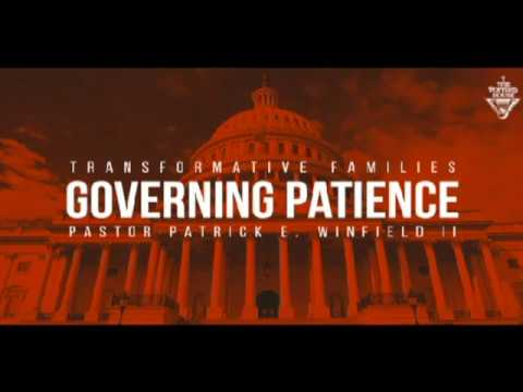 Transformative Family |  Governing Patience