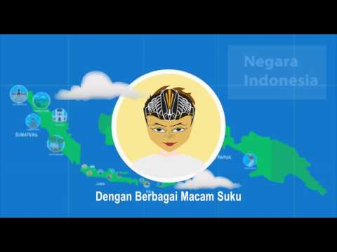 best motion graphics about indonesian wonderfull