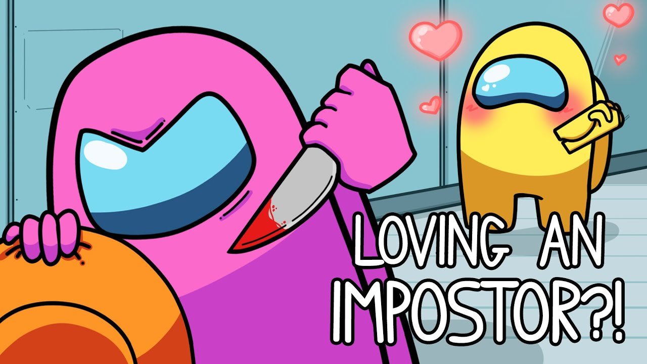 """Download """"In Love with An Impostor"""" Among Us Song (Animated Music Video)"""