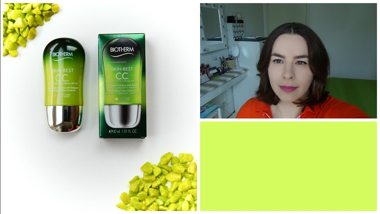 skin best cc cream biotherm