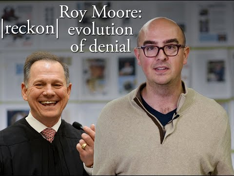 The evolution of Roy Moore's denials