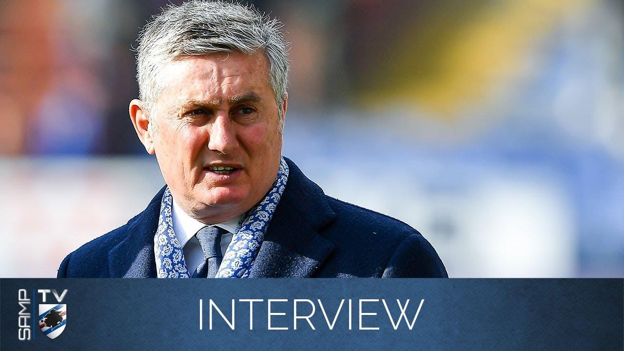 Sampdoria-Hellas Verona, Pradè: «Pronti per le prossime tre sfide»