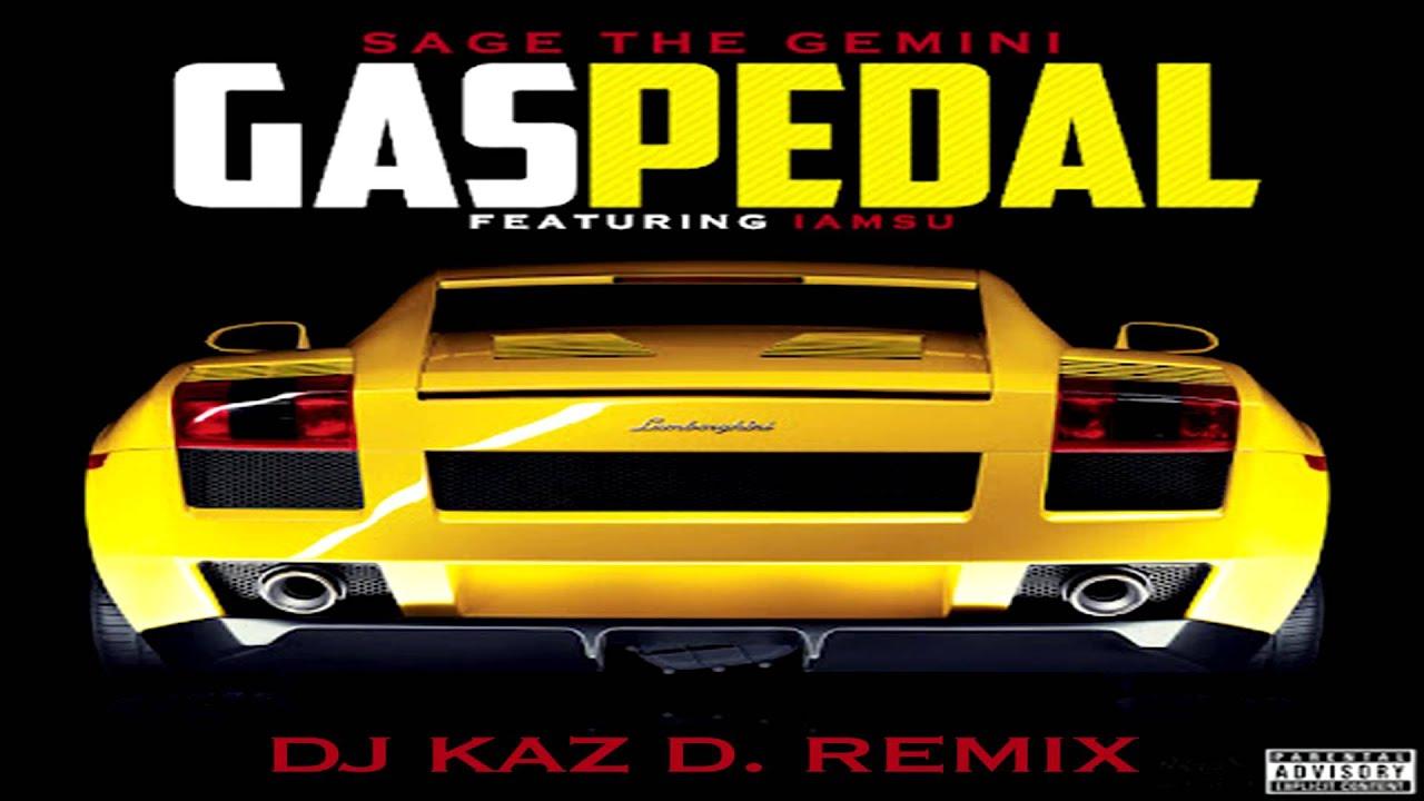 sage the gemini gas pedal 1080p youtube