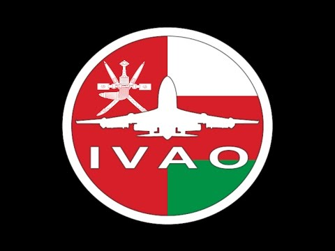 IVAO| LIVE | Muscat TO Dubai  | ONLINE