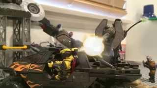 Halo ODST 2 (stop motion)