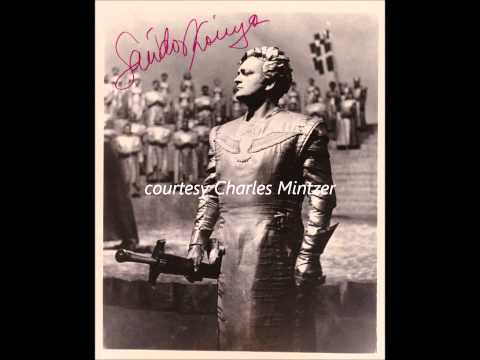 SANDOR KONYA in popular song and Rudolf Friml