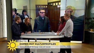 Därför döms kulturprofilen för ytterligare en våldtäkt - Nyhetsmorgon (TV4)