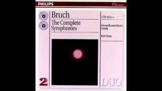 Max Bruch - Symphony No1, Op.28 - Mov2, Scherzo (Presto)