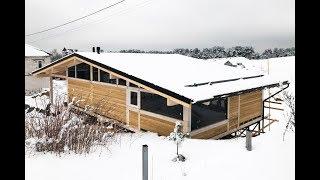 видео фахверковые дома проекты