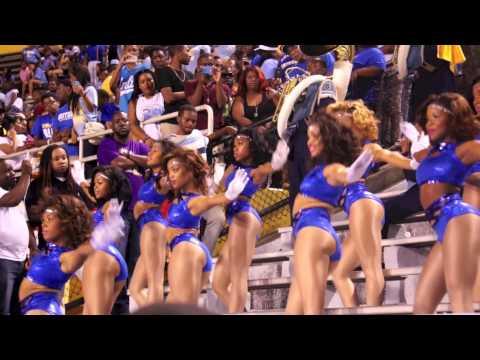 "2013 Southern University (Human Jukebox) Jamming to Fantasia's ""Ain't All Bad"""