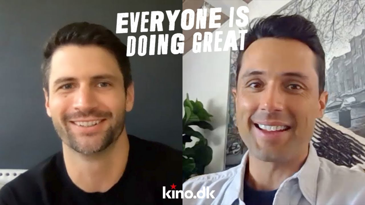 """Download """"Filming a sex scene with a pillow isn't that funny""""   Stephen Colletti and James Lafferty-interview"""