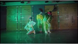 Mad Love dance choreography @3YE