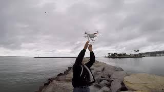Drone Fishing - Риболовля з дроном