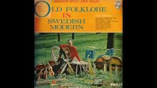 Bengt-Arne Wallin - Old folklore in swedish modern  (1962) - B1