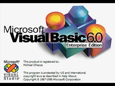 تحميل برنامج فيجوال بيسك 2006