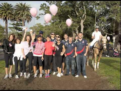 Pink Pony Sydney walk 2010.