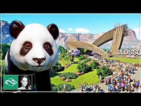 🐼 Blossom Zoo   Planet Zoo Tour  
