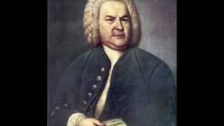 Bach Brandenburg Concerto No. 4, Andante II
