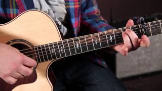 One Republic - Love Runs Out - How to Play on Guitar - Super Easy Acoustic Songs - Beginner Guitar