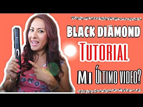 REVIEW BLACK DIAMOND PLANCHA de PELO, ME VOY DE YOUTUBE?/BELLEZA COUTURE thumbnail