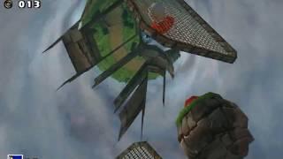 Sonic Adventure DX (TAS) - Windy Valley 0:59.85 {WR}