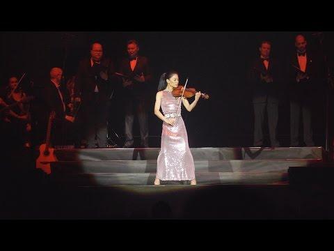 Vanessa Mae - Live in Bratislava - 11.5.2017